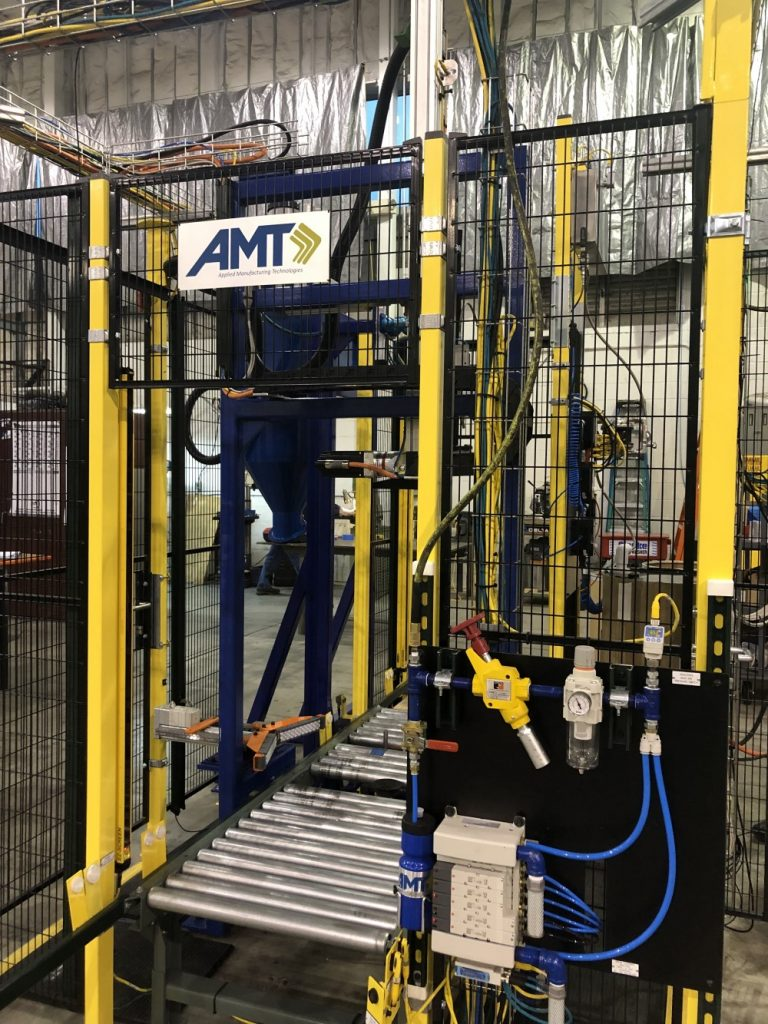 AMT controls design