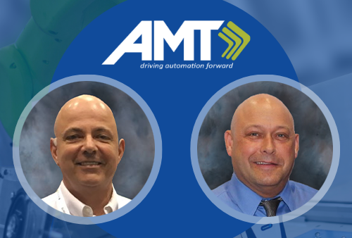 To Meet Increase in Demand for Automated Manufacturing Systems, AMT Hires Business Development Managers George Toldy and Stephen McLaren