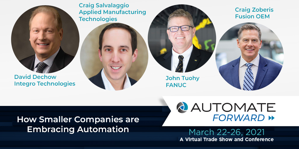 A3 How Smaller Companies are Embracing Automation